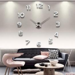 wanduhr modern | viele verschiedene produkte | wanduhren aus holz ✓ - Grose Wohnzimmer Uhren
