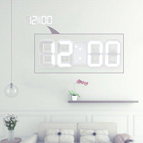 digitale wanduhr gro viele verschiedene produkte. Black Bedroom Furniture Sets. Home Design Ideas