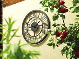 """Gardman Uhr große """"Römische Ziffern"""", mehrfarbig - 1"""