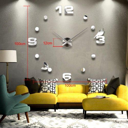 wanduhren modern wohnzimmer viele verschiedene produkte wanduhr. Black Bedroom Furniture Sets. Home Design Ideas