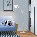 Stehlampen kaufen Stehlampen aus Holz