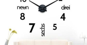 wanduhr archive seite 5 von 9 redidoplanet. Black Bedroom Furniture Sets. Home Design Ideas