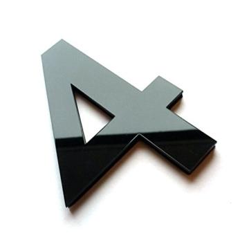 xxl 3d schwarze riesen designer wanduhr redidoplanet. Black Bedroom Furniture Sets. Home Design Ideas