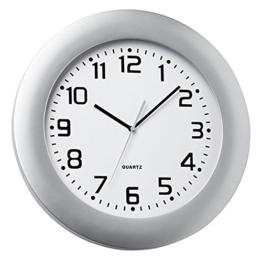 Wanduhr Modern 3,5 x Ø35,1 cm Moderne Wanduhren mit Quartz Uhrwerk Küchenuhr oder Büro Wanduhr - 1