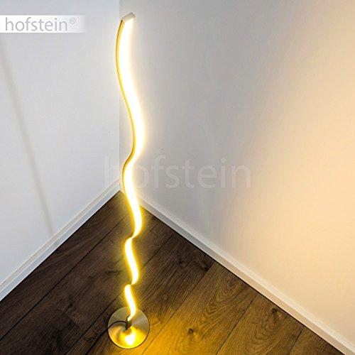 stehleuchte dillon minimalistische led stehlampe mit warmweissem licht 3000 kelvin 12 watt 1000. Black Bedroom Furniture Sets. Home Design Ideas