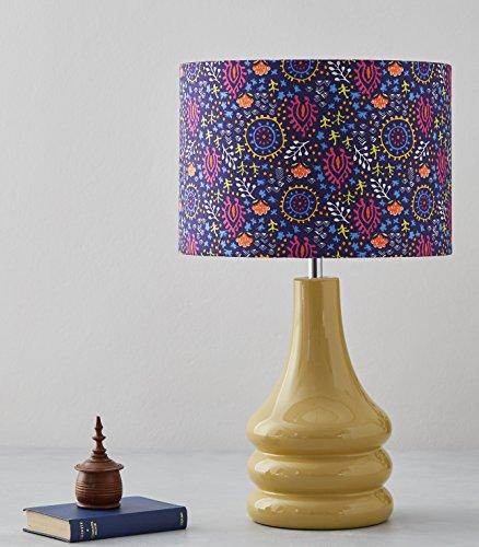 bausatz zur dekoration mit lampenschirm durchmesser 30cm zum h ngen oder f r die stehlampe 7. Black Bedroom Furniture Sets. Home Design Ideas