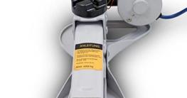 BITUXX® Elektrischer Wagenheber Scherenwagenheber Autoheber KFZ Auto PKW 12V 2T 2000Kg - 3
