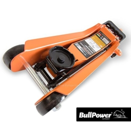 BullPower BP600A Low Profile Wagenheber, 80-365mm, 2T, 2000kg Racing Wagenheber, Sportwagen, Rennsport - 1