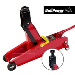 BullPower BP630A Wagenheber für Geländewagen, SUV, 192-532mm, 3T, 3000kg - 1