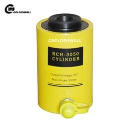 cgoldenwall rch-3050Hydraulische Hohl Zylinder Wagenheber hydraulisch Hydraulische Hohl Kolben 20T/30T - RCH-3050 - 1
