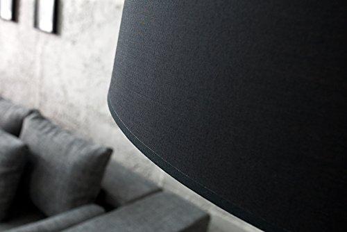 elegante design stehlampe classique 165cm schwarz drei beine chrom stehleuchte 7 redidoplanet. Black Bedroom Furniture Sets. Home Design Ideas
