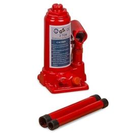 Hydraulischer Wagenheber Stempelheber Hydraulikheber 2T - 1