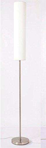 JCRNJSB® Fernbedienung LED Schlafzimmer Wohnzimmer Stehleuchte Einfache moderne Kreativität Nordic Nachttischlampe ohne Lichtquelle Dimmbar, kann beleuchtet werden ( Farbe : #1 ) - 1