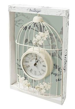 Kingfisher Garten Vogel Uhr - 1