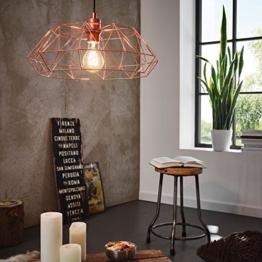 Licht-Trend Hoary Vintage Pendelleuchte Kupfer Licht-Trend Hoary Vintage Hängeleuchte Stahl - 1