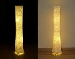 """moderne 52"""" Standleuchte Stehlampe Warme Atmosphäre Schlafzimmer Wohnzimmer 20*20*132cm Softlighting - 1"""