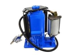 Professionelle hydraulisch-pneumatische Lift 20T - 1