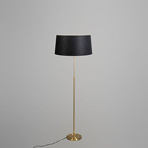 stehlampe schwarzer schirm viele verschiedene produkte redidoplanet. Black Bedroom Furniture Sets. Home Design Ideas