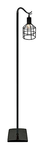 Sampa Helios 553060Block Stehleuchte Metall schwarz - 1