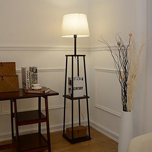 Schlafzimmer Lampe Holz: Stehlampe Studie Wohnzimmer Sofa Stehlampe Nordic Holz