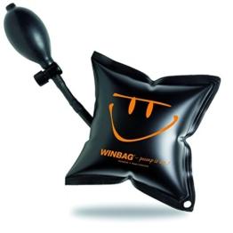 Winbag Montagekissen Belastung bis 135 kg, 1 Stück, schwarz, 3013294 - 1