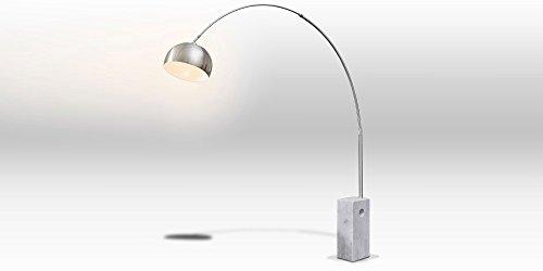 stehlampe silber matt viele verschiedene produkte redidoplanet. Black Bedroom Furniture Sets. Home Design Ideas