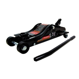 Dirty Pro Tools™, flacher Wagenheber, 2Tonnen, hydraulisch und robust, mit niedrigem Eingang - 1