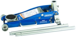 DRAPER 31479 Wagenheber Alu/Stahl, 2,5t Kapazität - 1