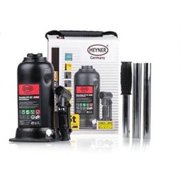 HEYNER 346050 2 stufiger hydraulischer Wagenheber maximal 5t - 1