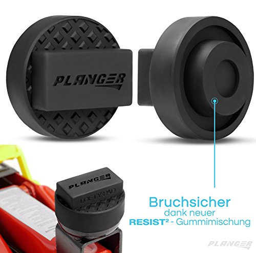 planger lofty pad wagenheber gummiauflage f r bmw mini mercedes benz opel auf. Black Bedroom Furniture Sets. Home Design Ideas