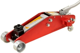 Pro-Lift-Montagetechnik 2,25t Rangierwagenheber, leichte Ausführung, Alu/Stahl Mix, 82253DLT, 01684 - 1