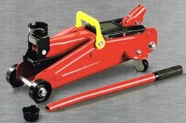 Ultimate Speed Hydraulik Rangierwagenheber Wagenheber KFZ PKW Werkstatt 2t - 1