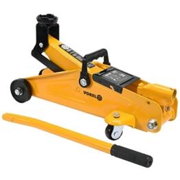 Yato 80111–Hydraulic Floor Jack 2T - 1