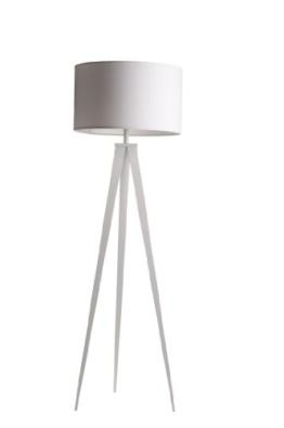 Zuiver 5000802 Floor Lamp Tripod, Metall, weiß - 1