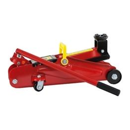 Saife 180832Hebebühne hydraulisch mit Wagen, bis 2t - 1