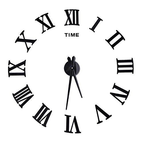 Diy Wanduhr Moderne Clock 3d Acryl Gross Wandtattoo Uhr Wanduhr Home