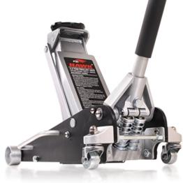 Hawk Tools 2,5Tonnen Hydraulik-Wagenheber aus Aluminium für Garage, Werkstatt. - 1