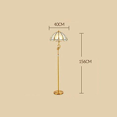 irgendeine heimatlampe stehlampe antik messing schlafzimmer nachttisch wohnzimmer stehlampe zum. Black Bedroom Furniture Sets. Home Design Ideas