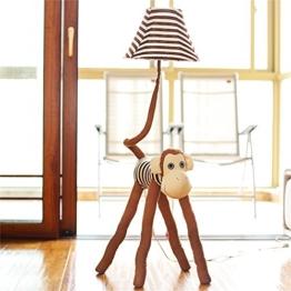 LightSei- Karikatur-reizende kleine Tiere modernes minimalistisches Wohnzimmer-Schlafzimmer Kinderzimmer Gang-Korridor-Eisen-Tuch-Fußboden-Lampen-Licht - 1
