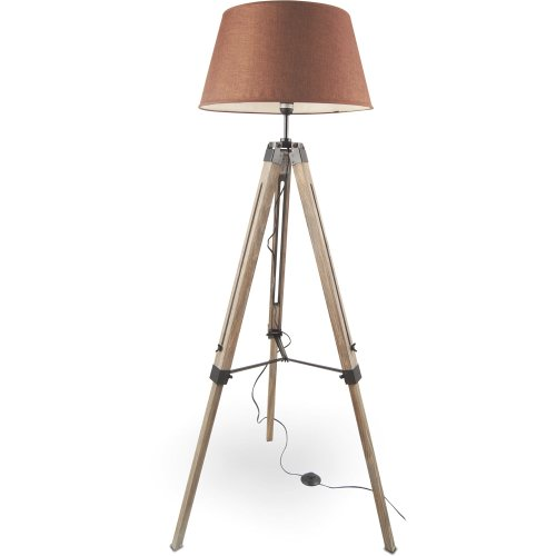 mojo stehlampe h henverstellbar stehleuchte tripod lampe. Black Bedroom Furniture Sets. Home Design Ideas