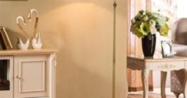 vbimlxft- Moderne Antique Brass Einstellbare Eisen Lesen Craft Stehleuchte Interiors Zeitgenössische Metall Lampe, Antik Messing Stehlampe - 6